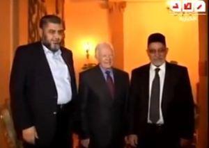 Jimmy Carter bersama Morsi 6