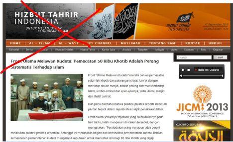 Website Resmi HTI
