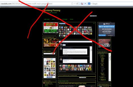 web penebar fitnah