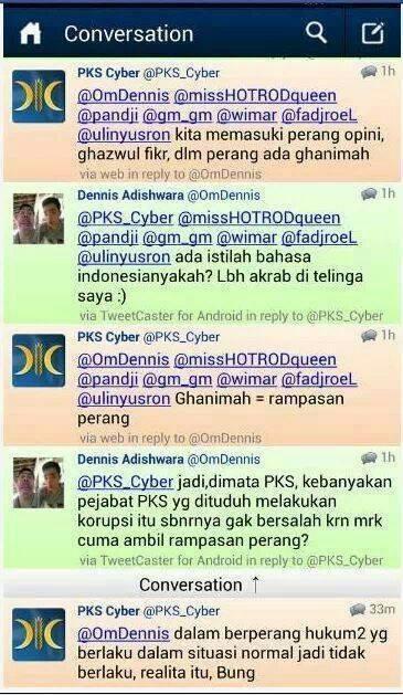 Twitter PKS Cyber
