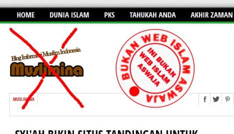 http://muslimina.blogspot.com