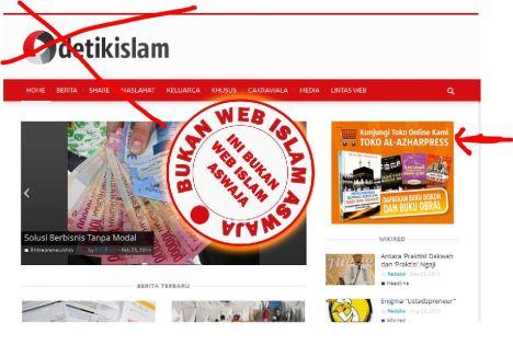 website orang HTI