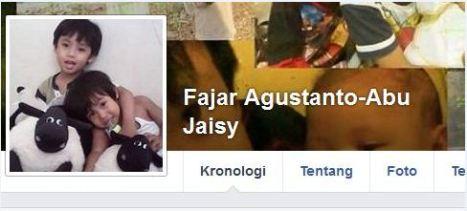 Fajar Agustanto Abu Jaisy