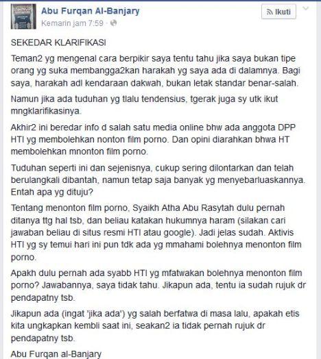 Abu Furqan Al Banjari part 01