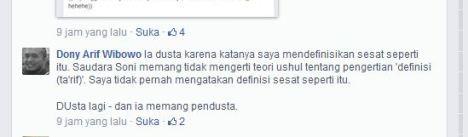 Dony Arif Wibowo part 9