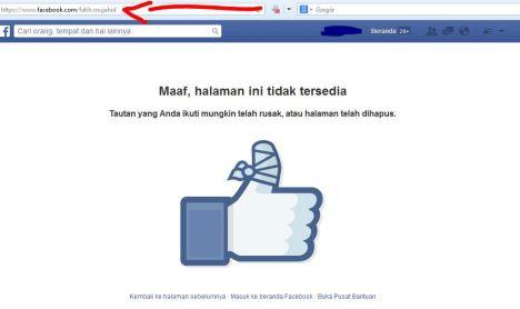 Fatih Mujahid Menutup Akun facebooknya part 2