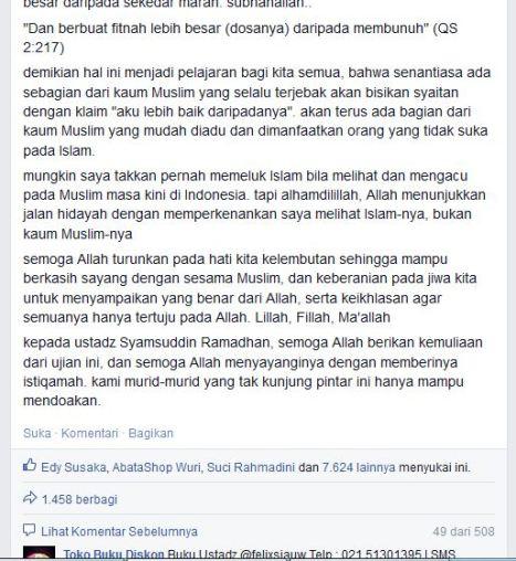 Felix Siauw Fanpage part 2
