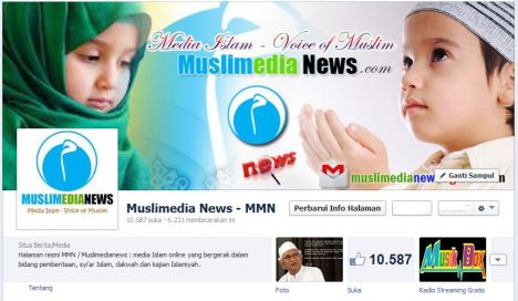 Muslim Media News Muslimedianews Website Fanpage Islam Aswaja