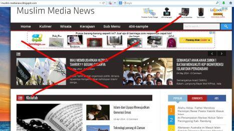 Muslim Media News Palsu milik Syarif Lee HTI