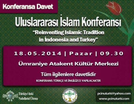Turkiye'deki Nahdlatul Ulema