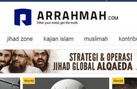 website kelompok radikal