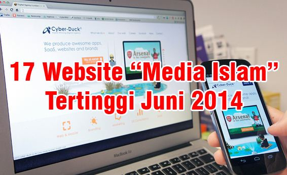 17 website tertinggi juni 2014