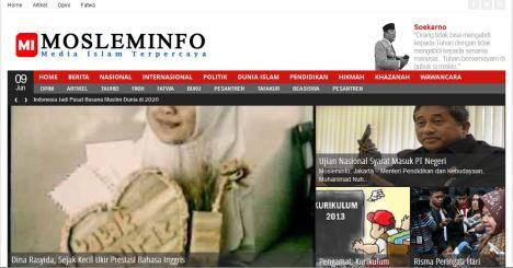 mosleminfo media islam terpercara