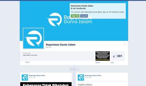 reportase dunia islam tewas 1