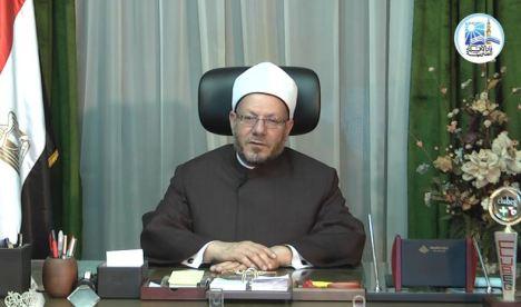 Dr Syawki Allam Mufti Republik Arab Mesir
