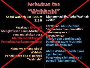 Kebohongan Kepalsuan Dua Wahhabi