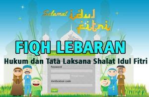 Seputar Fiqh Lebaran Umar Islam
