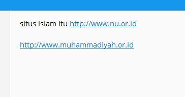 Situs Islam itu