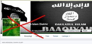 Akun Facebook Perusak Islam