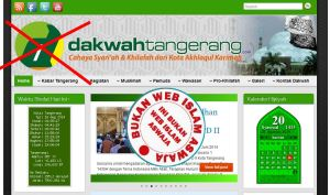 dakwahtangerang dot bukan website Islam Aswaja