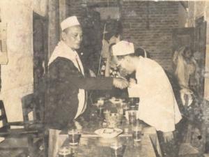 الشيخ الحاج محمد على معصوم كرافياك