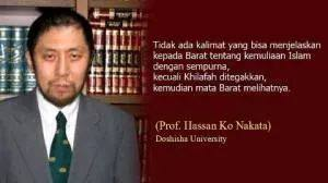 Prof Hassan Ko Nakata  4