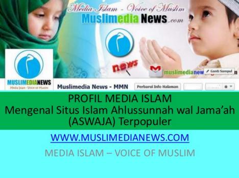 profil situs islam aswaja rujukan terpercaya