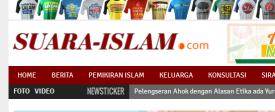 Suara Islam dot com
