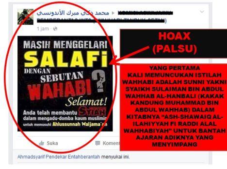 hoax wahhabi 1