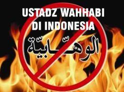 ustadz wahhabi di indonesia